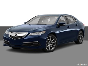 2015 Acura TLX TLX 3.5 V-6 9-AT P-AWS