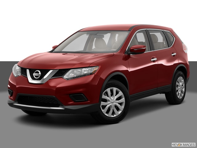 2015 Nissan Rogue AWD 4DR S SUV