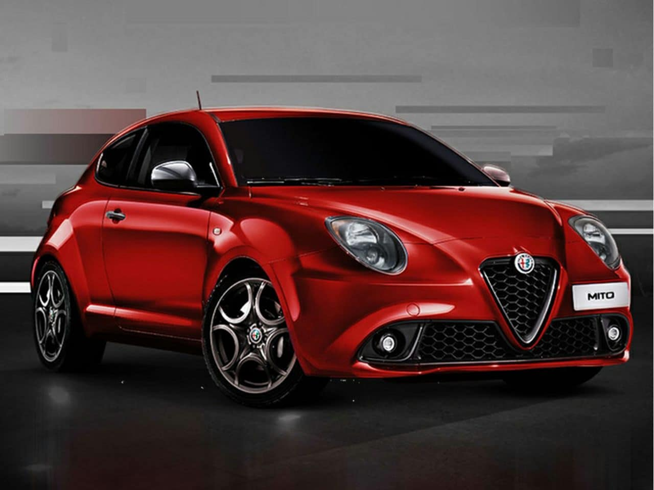 hatchback para alfa romeo mito 2017 m xico. Black Bedroom Furniture Sets. Home Design Ideas