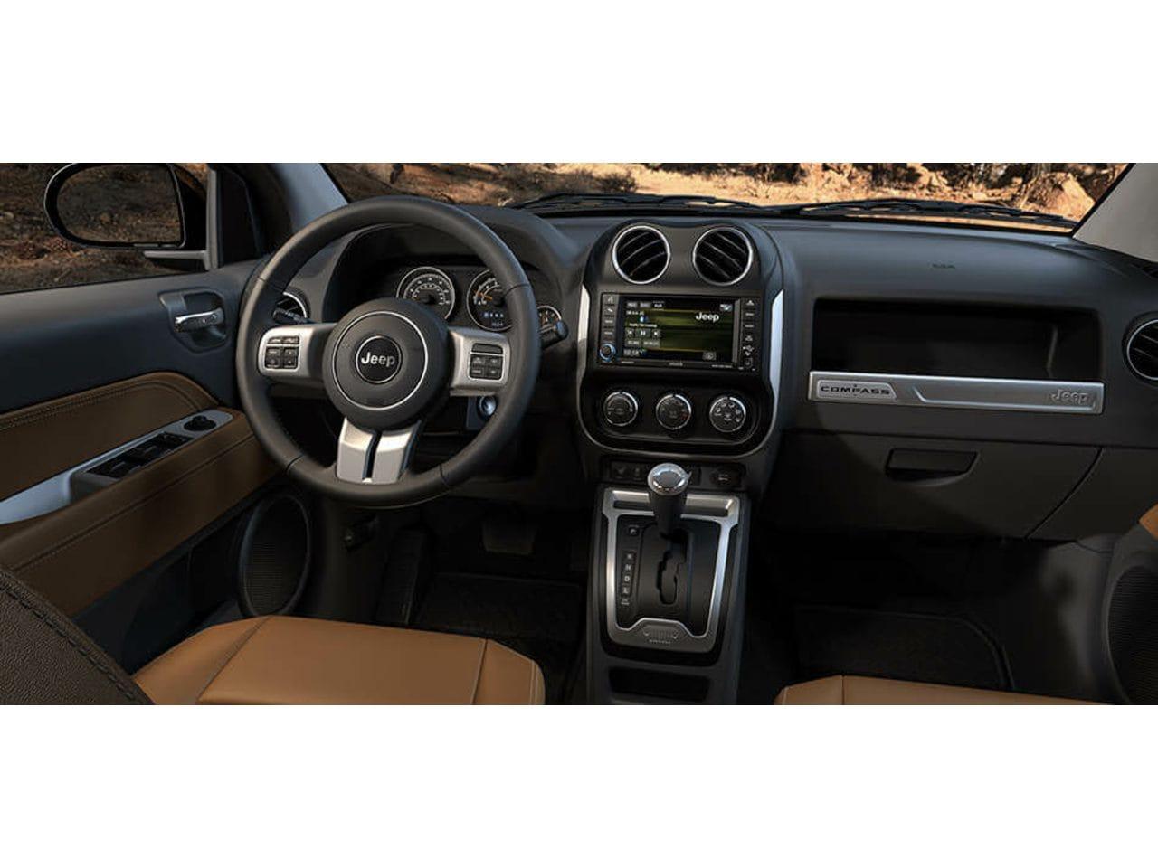 Suv para jeep compass 2017 zapopan - Jeep compass interior ...
