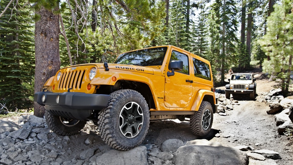 Boulder, CO New 2015 Jeep Wrangler
