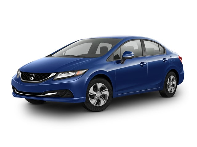 2013 Honda Civic now Available in Houston | Photos & Inventory for ...