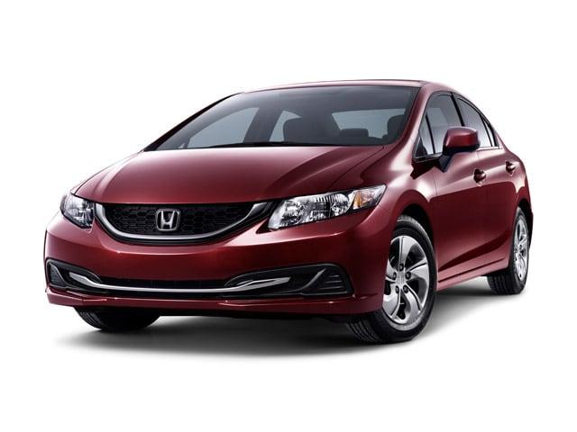 New 2013 Honda Civic Now Available In San Antonio