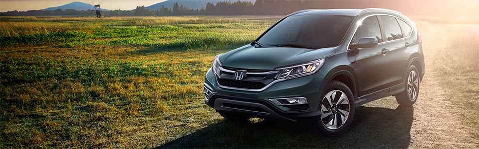 Get behind the wheel of a new Honda CR-V today at Ocean Honda serving Monterey CA