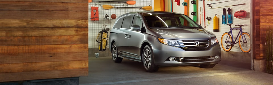 Check out the Honda Odyssey, the best minivan on the market, at Ocean Honda near Seaside CA