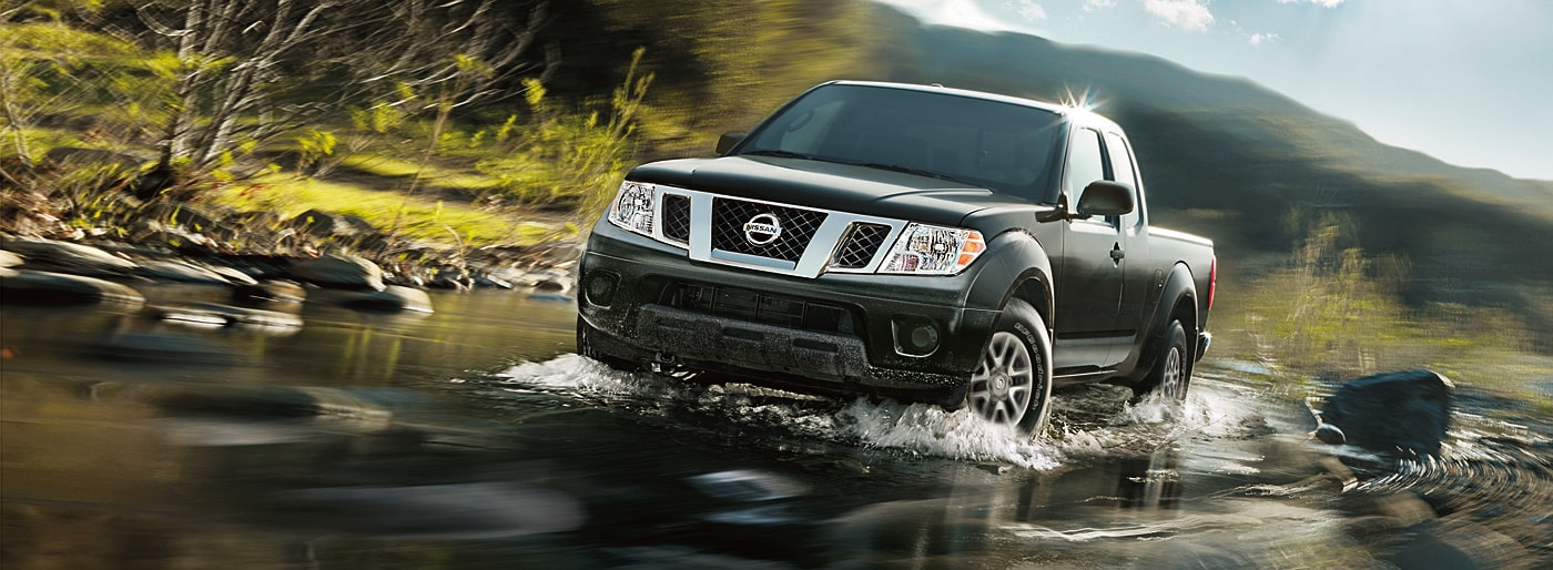 2015 Nissan Frontier at East Tennessee Nissan