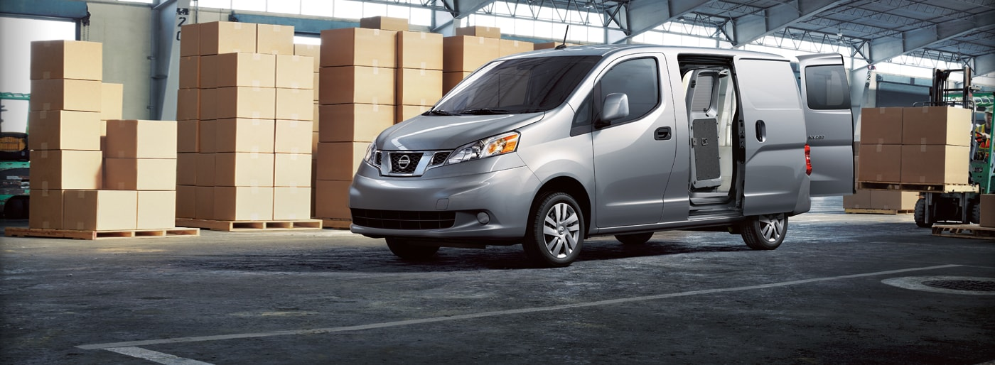 nissan commercial nv200 van modern nissan of lake norman. Black Bedroom Furniture Sets. Home Design Ideas