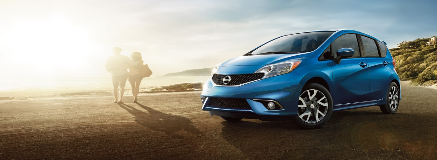 The versa note 2015 Edition available at East Tennessee Nissan serving Morristown TN