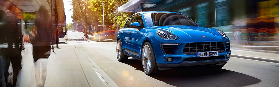 New Porsche Macan for Sale near Seaside, CA