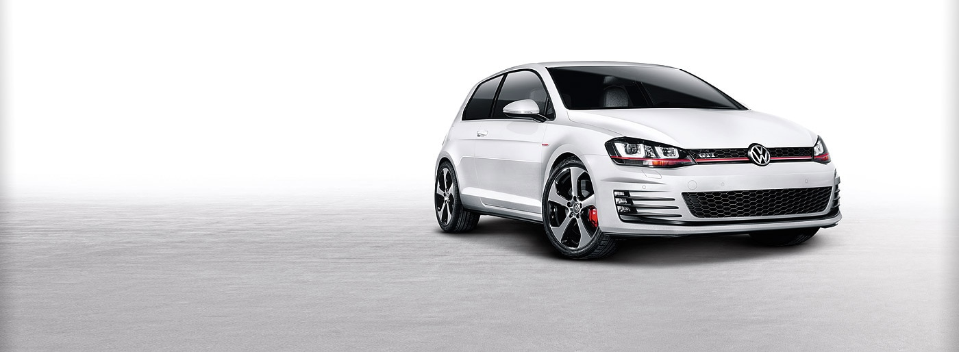 The 2015 Volkswagen Golf GTI