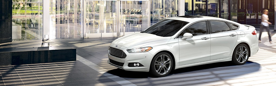 Ford Fusion Dealer Near McKinney TX