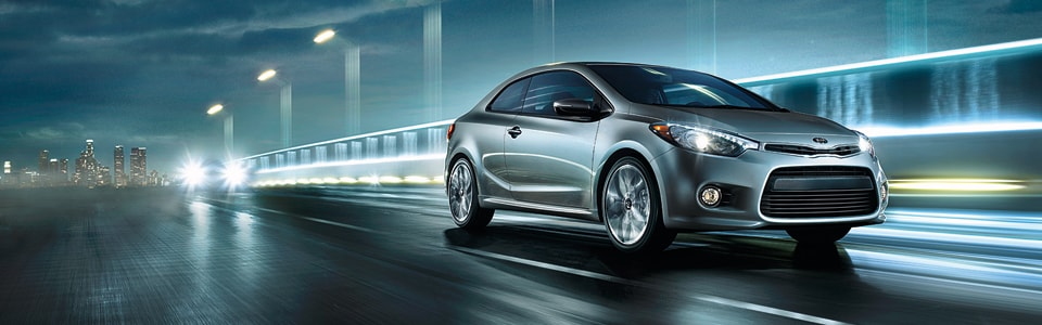 Kia Forte Dealer Serving Houston TX