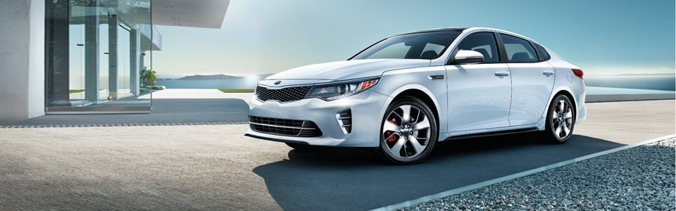 Kia Optima Dealer Serving Conroe TX