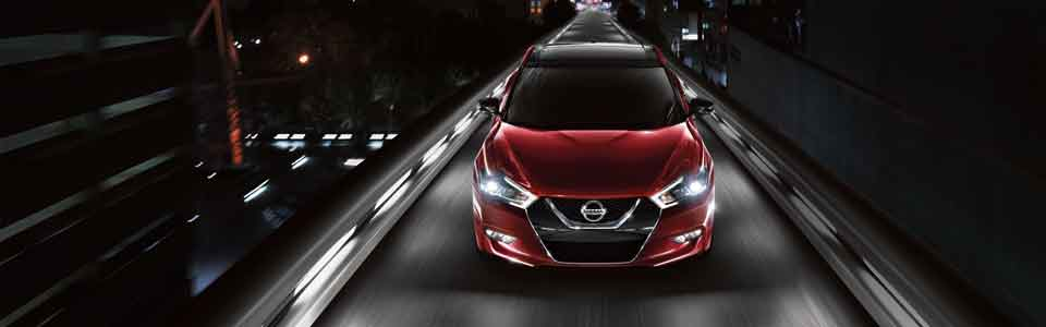 2016 Nissan Maxima Luxury Sedan