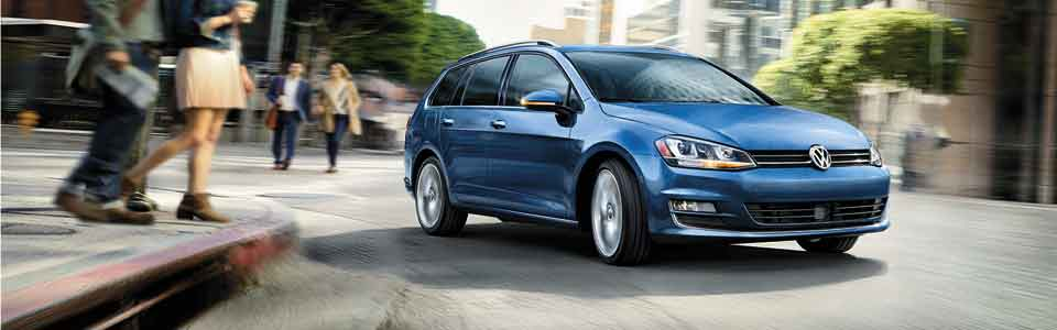 Volkswagen Golf compared to Honda Fit  Volkswagen Golf at Suntrup