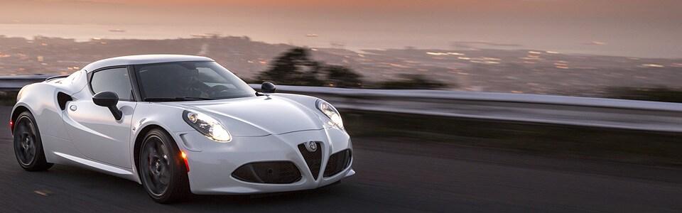 Alfa Romeo C Lease - Alfa romeo 4c leasing