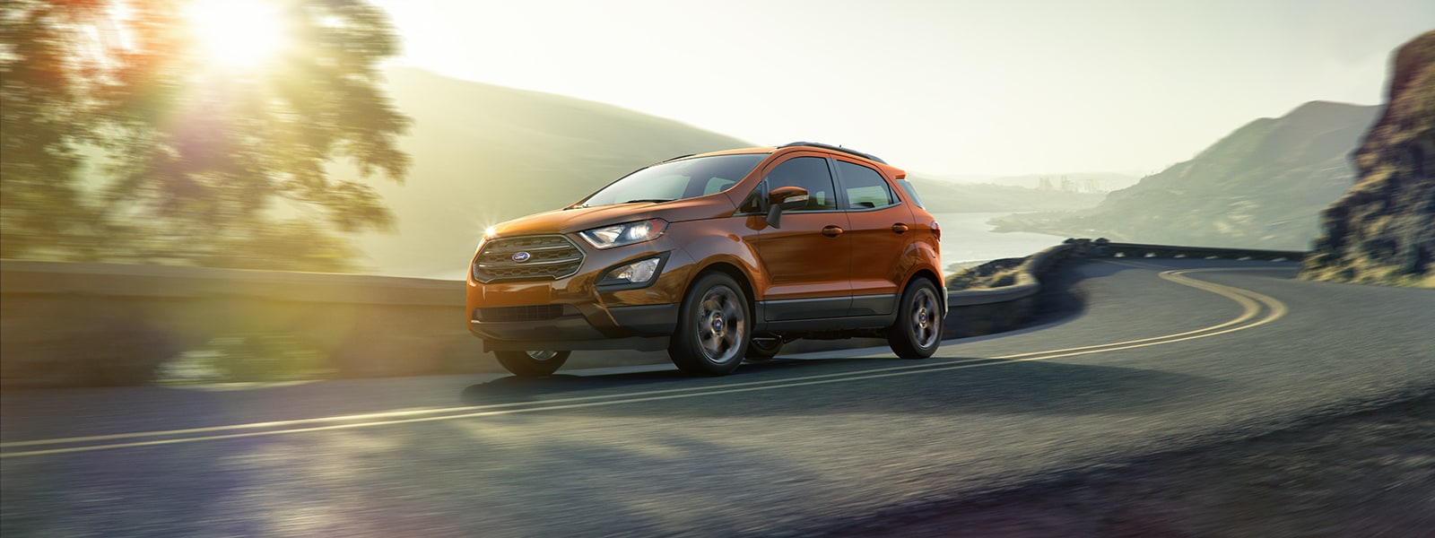 2018 Ford EcoSport Crossover SUV for sale in Ohio