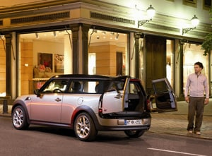 2008 mini cooper clubman preview j d power. Black Bedroom Furniture Sets. Home Design Ideas
