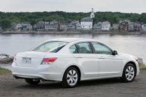 2008 Honda Accord Preview J D Power