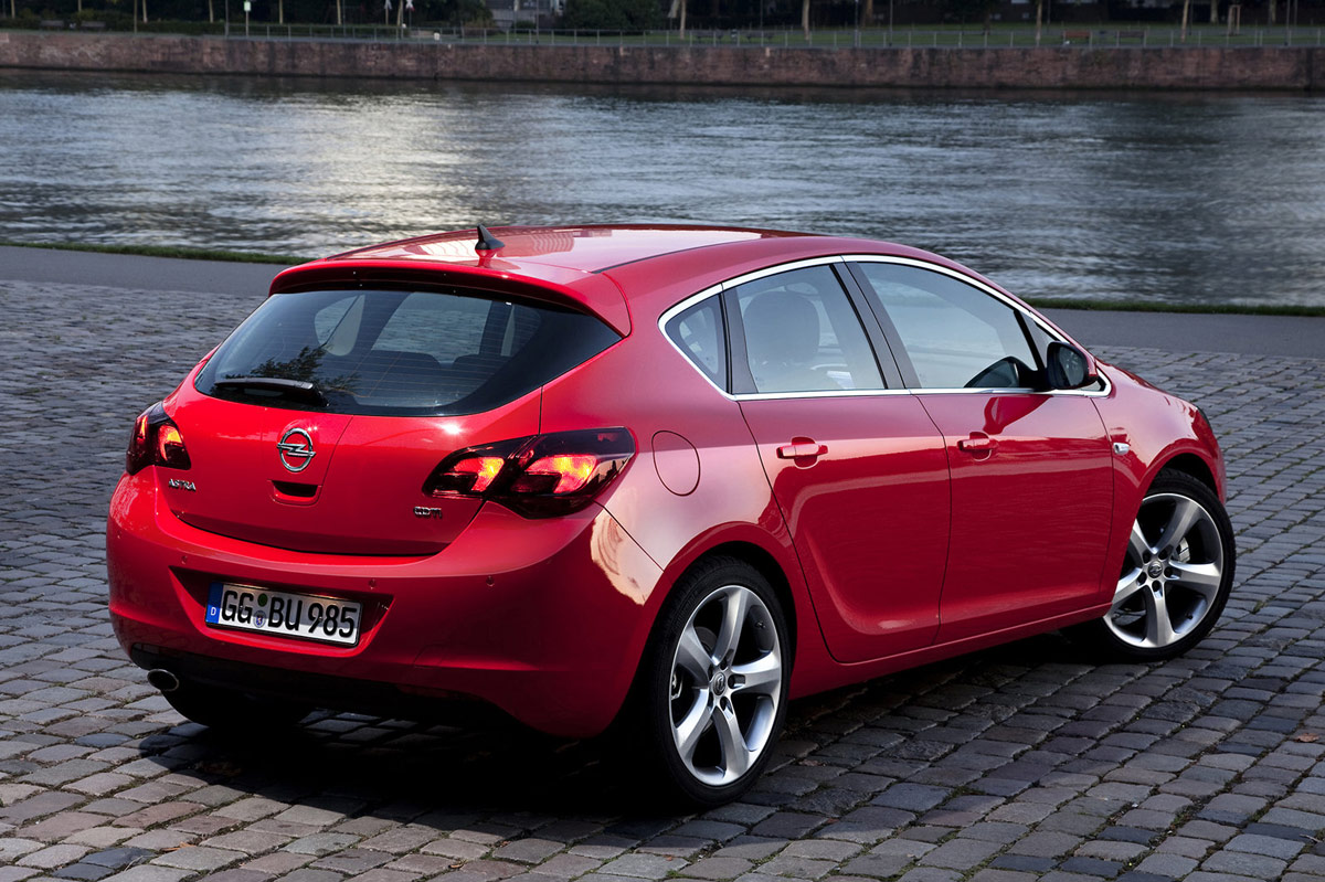 2012 opel astra sedan official pics. Black Bedroom Furniture Sets. Home Design Ideas