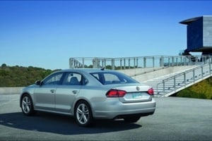 2012 Volkswagen Passat Photo Gallery