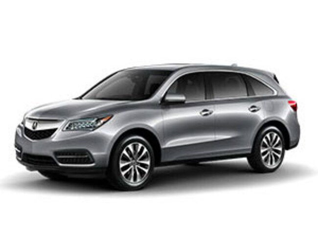 New 2014 Acura MDX SH-AWD with Technology Package SUV in Greenwich, CT