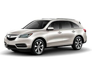 Acura  Lease on 2014 Acura Mdx Sh Awd With Advance And Entertainment Packages For Sale