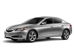 2015 Acura ILX 5-Speed Automatic with Technology Package Sedan