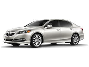 2015 Acura RLX with Technology Package Sedan