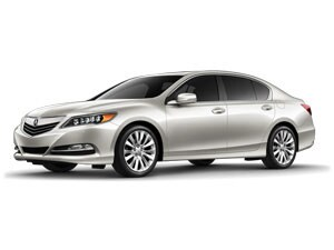 2015 Acura RLX with Advance Package Sedan