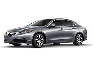 2015 Acura TLX 2.4 8-DCT P-AWS with Technology Package Sedan