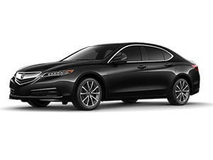 2015 Acura TLX 3.5 V-6 9-AT P-AWS Sedan