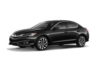 2016 Acura ILX with Premium and A-SPEC Package Sedan