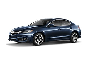 2016 Acura ILX with Technology Plus and A-SPEC Package Sedan