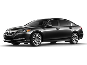 2016 Acura RLX with Advance Package Sedan
