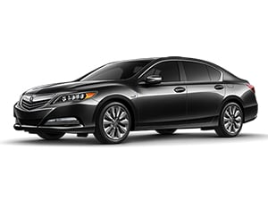 2016 Acura RLX Sport Hybrid SH-AWD with Technology Package Sedan Medford, OR
