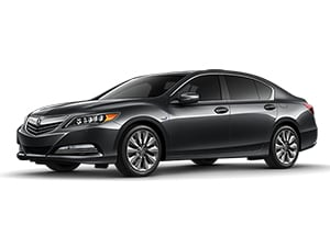 2016 Acura RLX Sport Hybrid SH-AWD with Advance Package Sedan