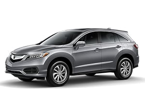 2016 Acura RDX with Technology and AcuraWatch Plus Packages SUV