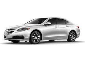 2016 Acura TLX 2.4 8-DCT P-AWS with Technology Package Sedan