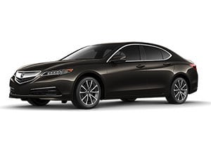 2016 Acura TLX 3.5 V-6 9-AT P-AWS Sedan