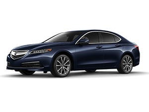 2016 Acura TLX 3.5 V-6 9-AT P-AWS with Technology Package Sedan