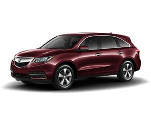 2016 Acura MDX with AcuraWatch Plus SUV