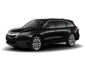 2016 Acura MDX with Technology Package SUV