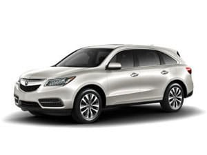 2016 Acura MDX SH-AWD with Tech., Ent. and AcuraWatch Plus Packag SUV