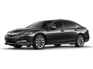2017 Acura RLX Sport Hybrid SH-AWD with Advance Package Sedan