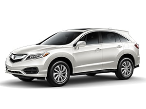 New 2017 Acura RDX with Technology Package SUV for sale in San Antonio TX.