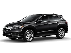 2017 Acura RDX with Technology and AcuraWatch Plus Packages
