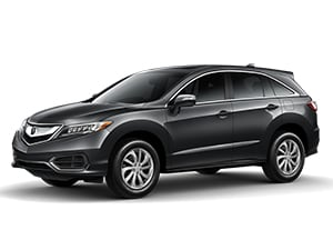 2017 Acura RDX with Technology and AcuraWatch Plus Packages SUV