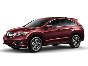 2017 Acura RDX with Advance Package SUV Medford, OR