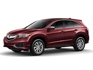 2017 Acura RDX AWD with Technology Package AWD w/Technology Pkg